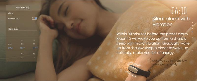 мониторинг сна и умный будильник