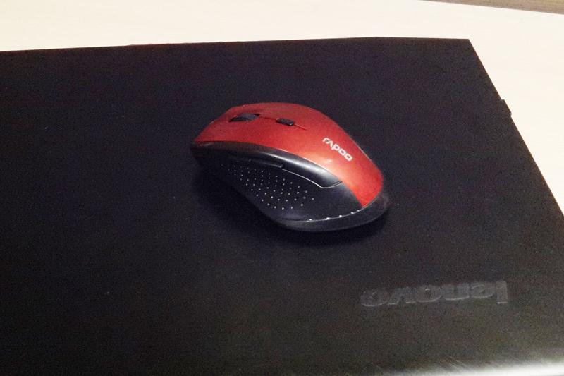 оптическая мышка Rapoo 6D c боковыми кнопками
