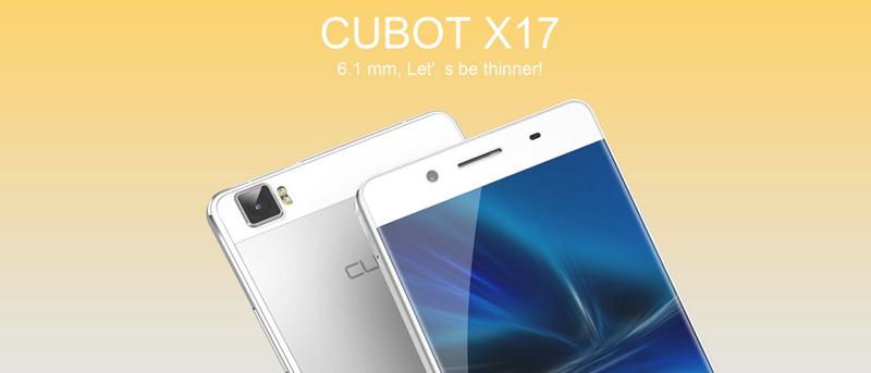 распродажа смартфона cubot x17