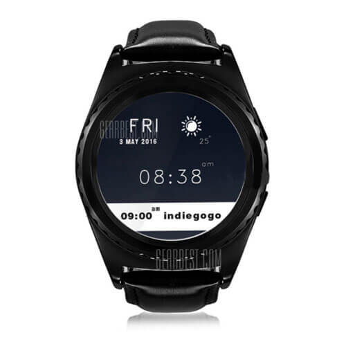 купон gearbest на умные часы NO.1 S5