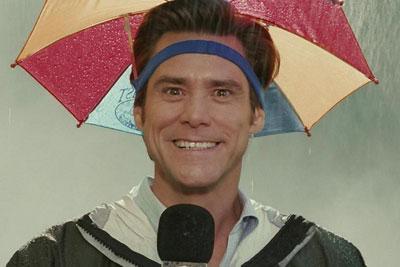 зонт как у брюса Всемогущего