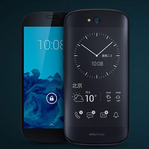 смартфон yotaphone 2 на акции