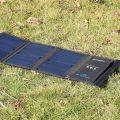 обзор солнечной зарядки blitzwolf