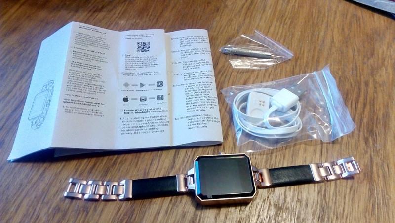 комплект часы Lemfo LEM2