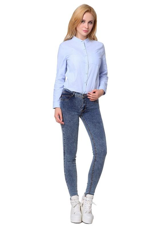 женские джинсы узкие