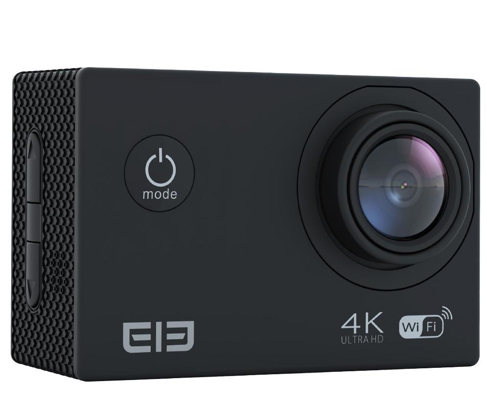 Камера Elephone Elite 4K, черного цвета