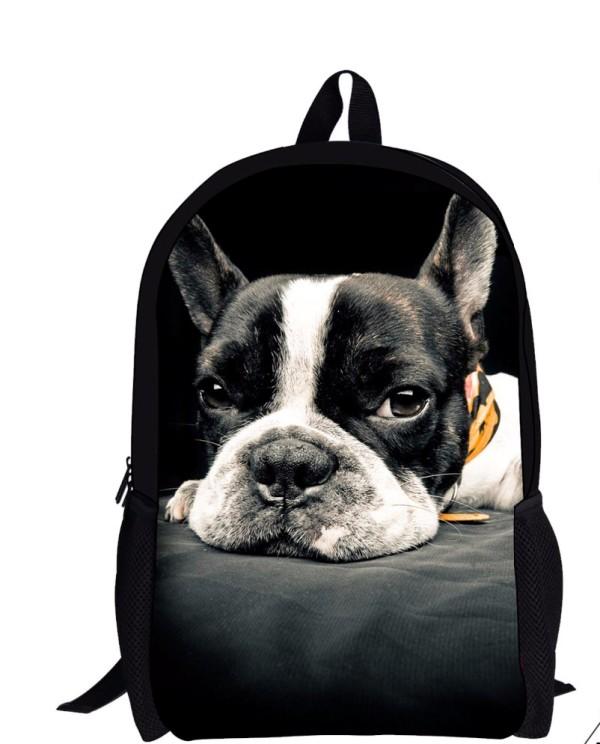 рюкзак с животным 3д