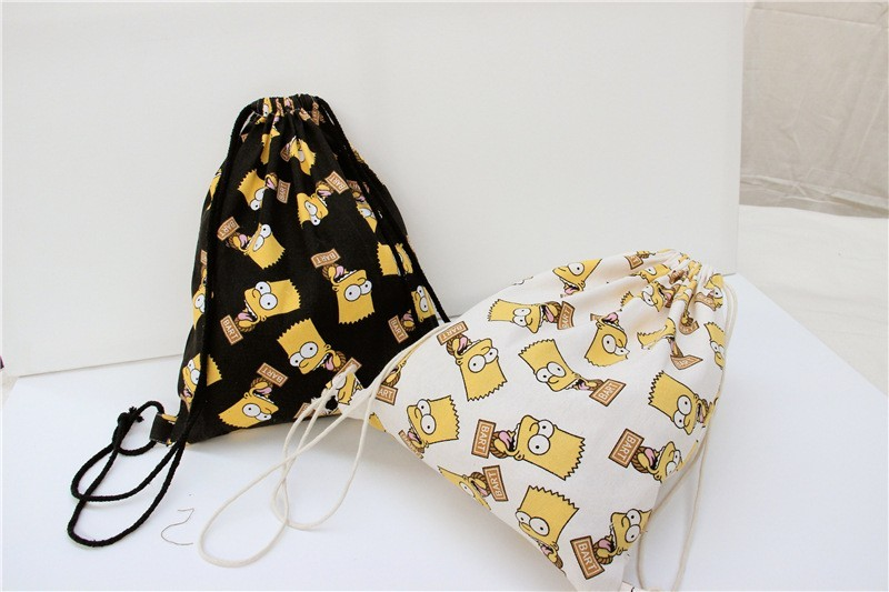 рюкзак на веревочке