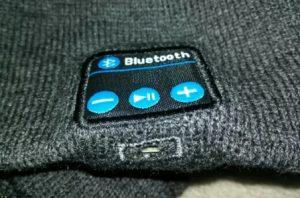 управление шапка -bluetooth