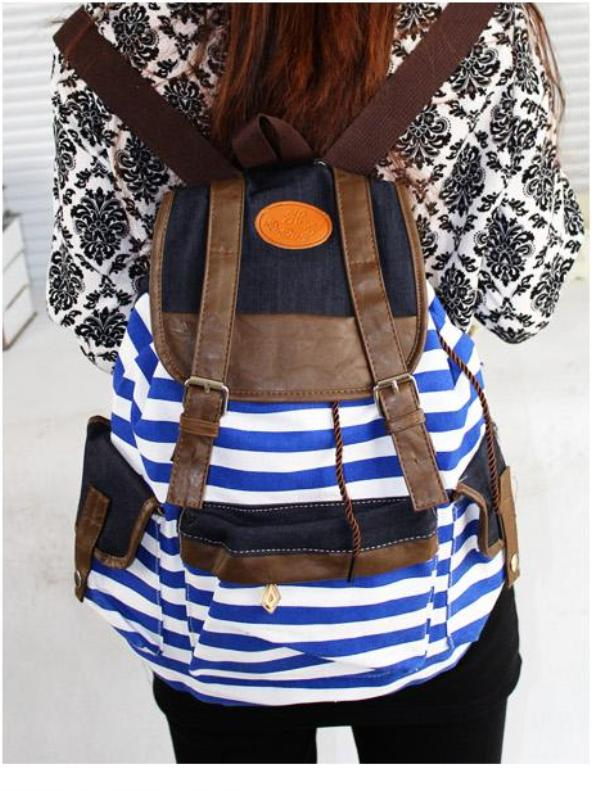 рюкзак холст