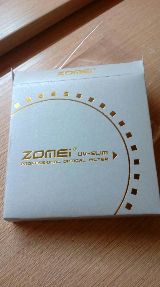 фильтр Zomei UV комплектация