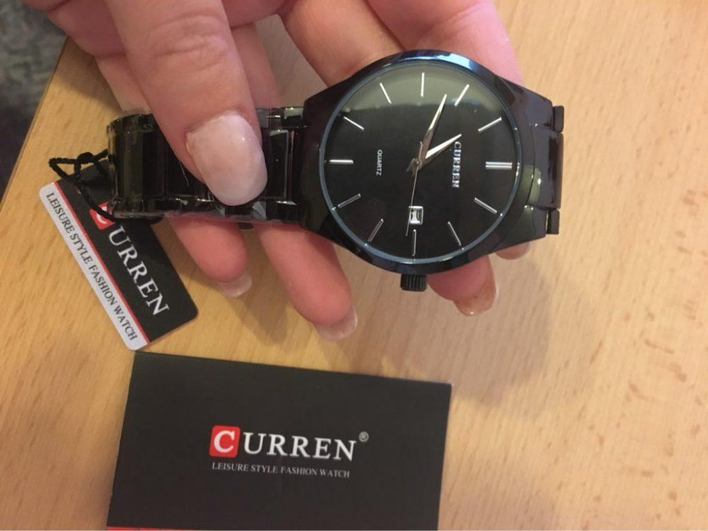 часы Relogio masculino CURREN