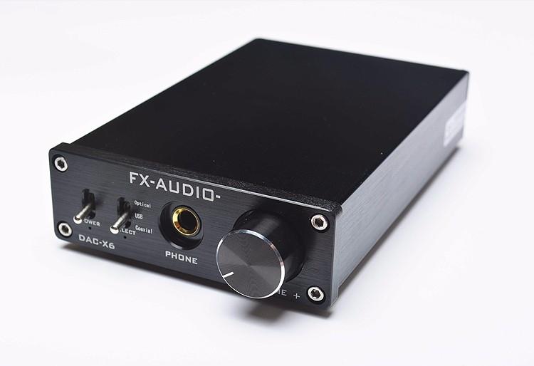 FX AUDIO DAC-X6