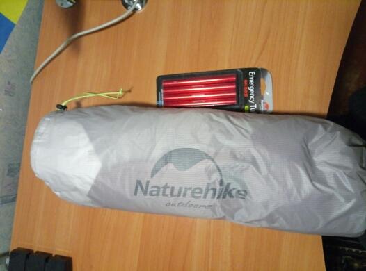 комплектация палатки Naturehike CloudUp2