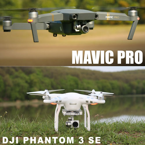 распродажа DJI phantom Mavic