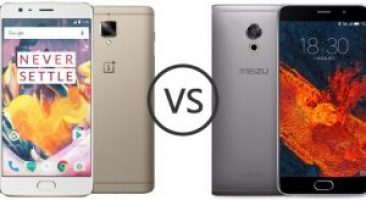 Meizu Pro 6 Plus vs OnePlus 3t
