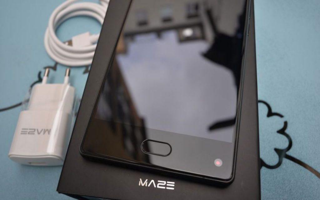 Maze Alpha комплектация