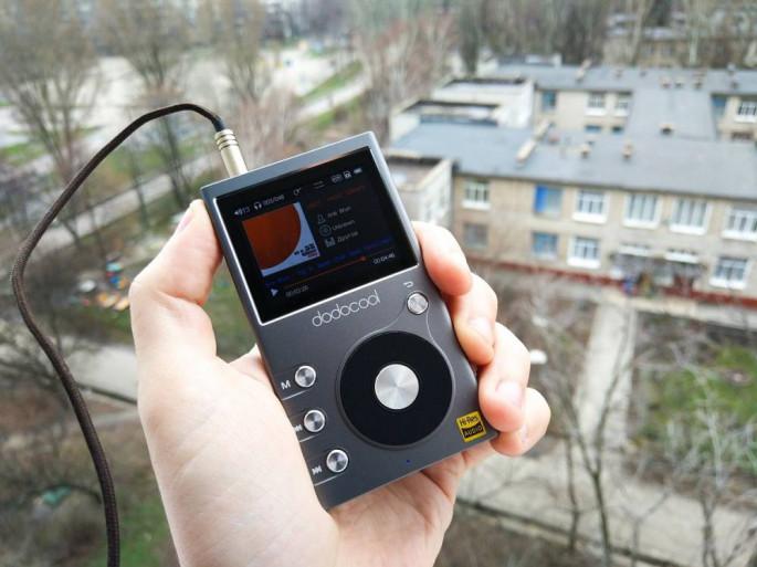 Dodocool Hi-Fi Music Player DA106