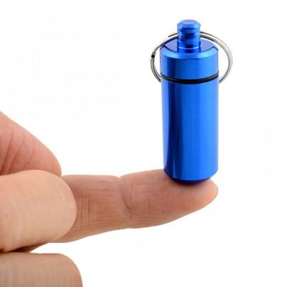 Водонепроницаемый контейнер для таблеток