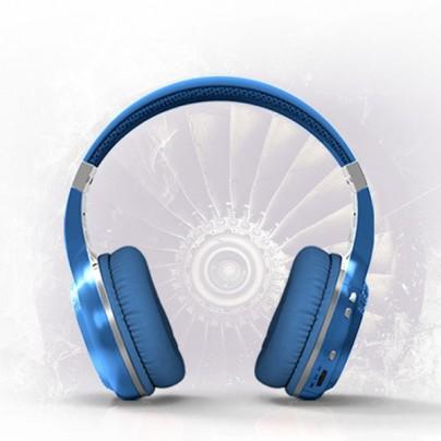 Качественные беспроводные наушники Bluedio HT