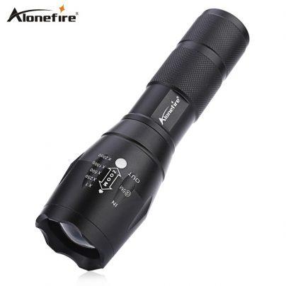 Обзор светодиодного фонарика AloneFire E17