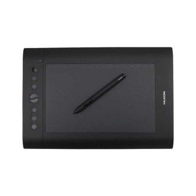 Обзор графического планшета Huion H610 Pro
