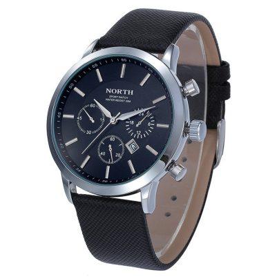 Обзор брендовых часов North N0001 с АлиЭкспресс