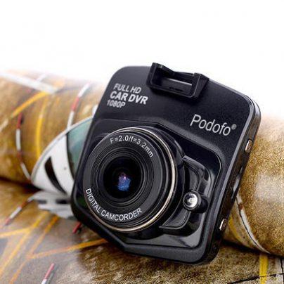 Обзор видеорегистратора Podofo A1 с АлиЭкспресс