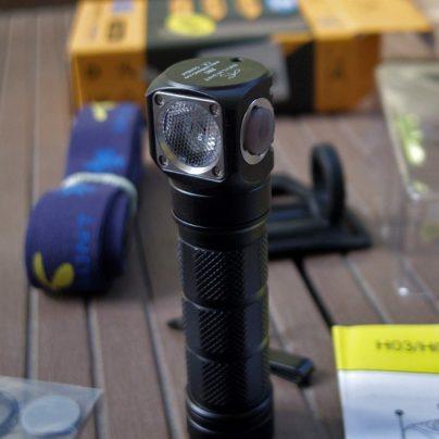 Обзор фонарика Skilhunt H03 с АлиЭкспресс