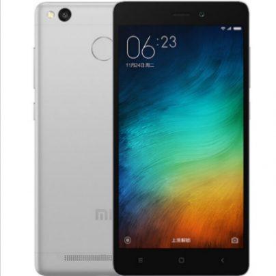 Обзор смартфона Xiaomi Redmi 3 S Pro