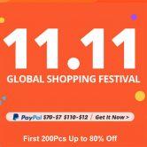 Спецпредложения от Banggood на 11.11.20