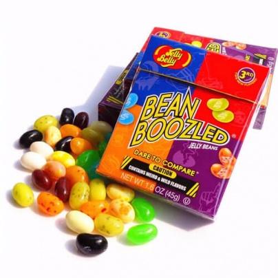 Bean boozled конфеты со вкусом подгузника