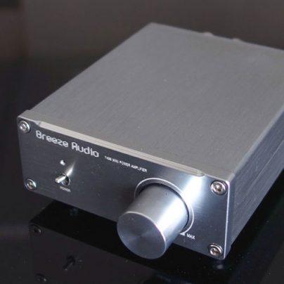 Отзыв на усилитель Breeze Audio TPA3116