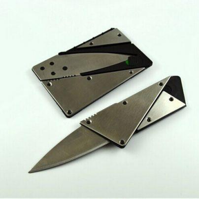 Обзор ножа-кредитки cardsharp с сайта АлиЭкспресс