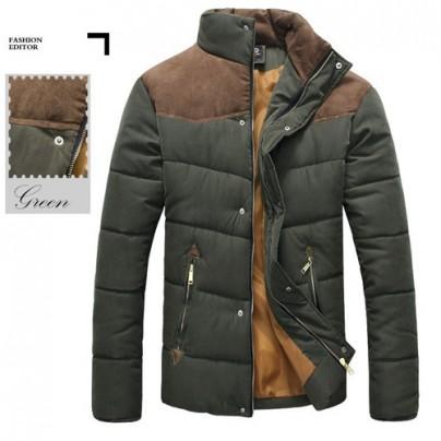 Мужская зимняя куртка (парка)