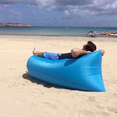 Надувной лежак Lamzac Hangout — хит летнего сезона 2016!