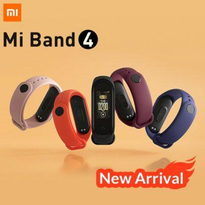 Старт продаж Xiaomi Mi Band 4