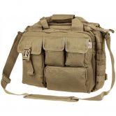 Обзор сумки Military Kabden 8609