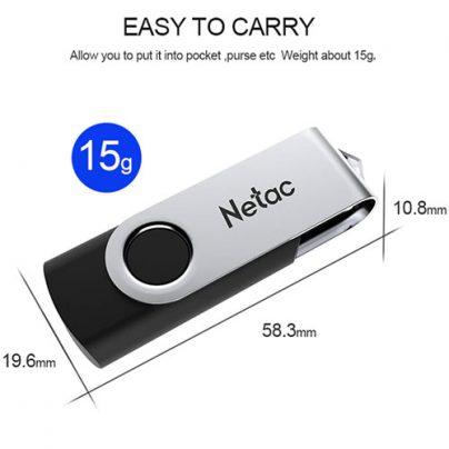 Акция на USB 3.0 флэшки Netac