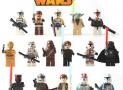Набор фигурок Звездные войны для конструктора Лего