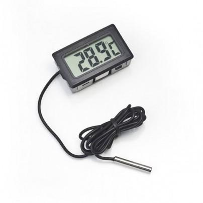 Цифровой термометр с внешним датчиком