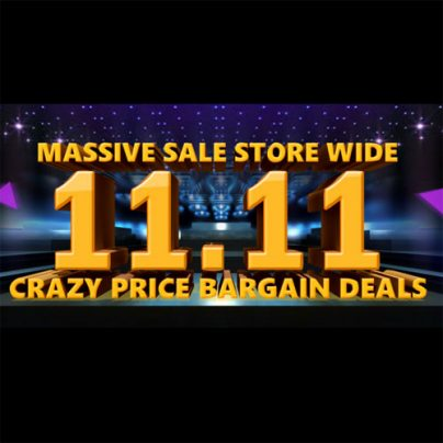 Распродажа 11.11 на Zapals.com